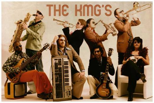 Foto: The  KMG's (official site)